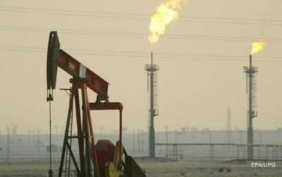 На рынке нефти произошел обвал цен