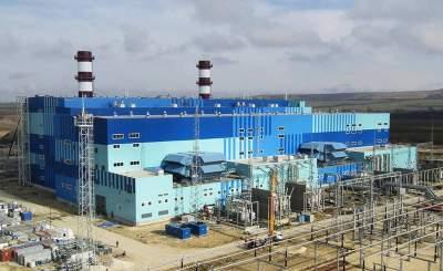 Россия не смогла запустить электростанции в Крыму