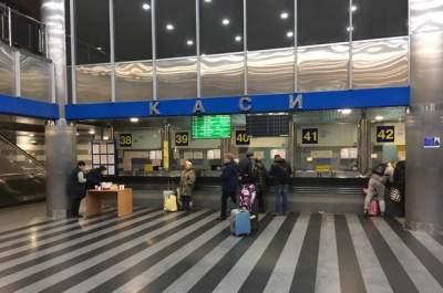 Укрзализныця оформила рекордное количество проездных документов