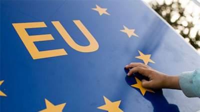 Европейский Союз финансово поддержит юго-восточные области Украины