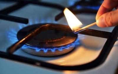 Киевлянам сообщили о повышении тарифов на газ