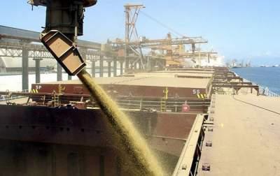 Экспорт зерновых в 2018 году превысил 20 млн тонн