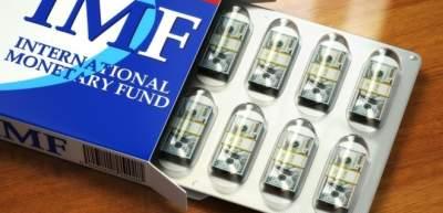 Украина получила первый транш по новой программе сотрудничества с МВФ