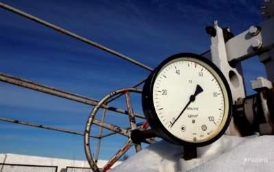 Украина использовала 2,8 млрд кубометров газа за полтора месяца