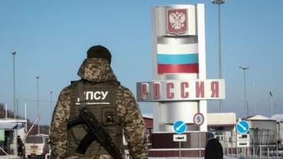В Украине запретили ввоз российских продуктов