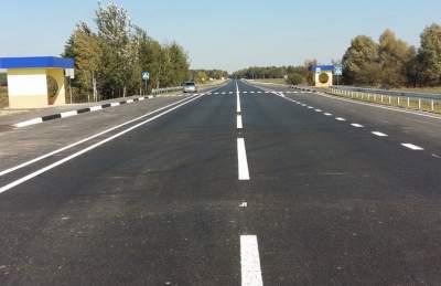2018 год стал рекордным по количеству отремонтированных автодорог