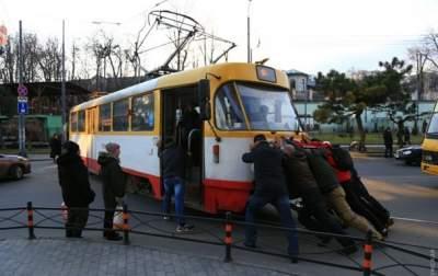 В украинских городах обновят общественный транспорт