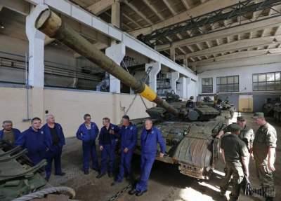 Бронетанковый завод потерял более 20 миллионов