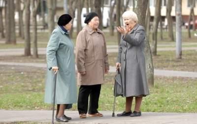 В Украине насчитали около 7,2 миллиона пенсионеров