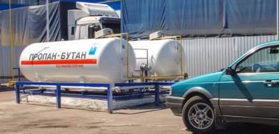 Автогаз подешевеет до 11 грн/л