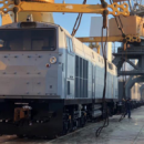 В Украину доставили еще пять локомотивов General Electric