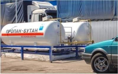 На украинских АЗС продолжает дешеветь автогаз