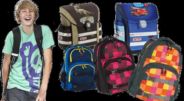 Купить рюкзаки для школы