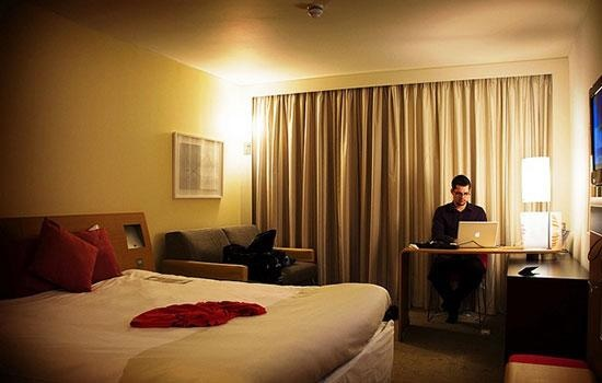 Как выбрать отель для проживания в командировке