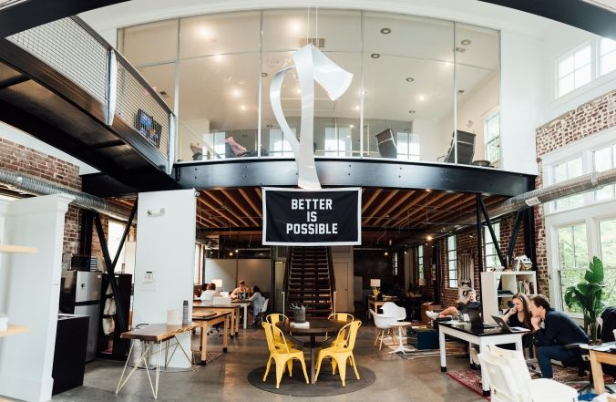 Преимущества и недостатки офисов open space
