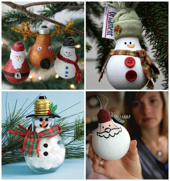 Поделка подарок Деду Морозу